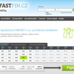 Co klientům nabídne Fastfin půjčka?